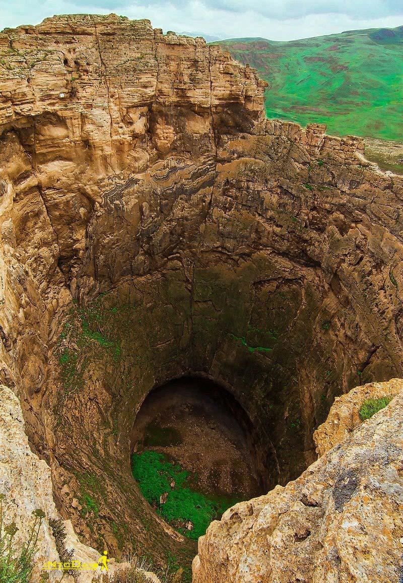 زندان سلیمان یا زندان دیو آذربایجان غربی
