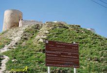 Photo of قلعه تل باغملک اهواز از دوره عیلامیان