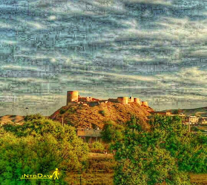 قلعه تل باغملک اهواز