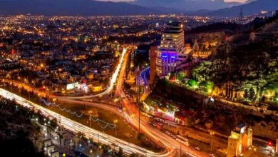شهرهای گردشگری ایران