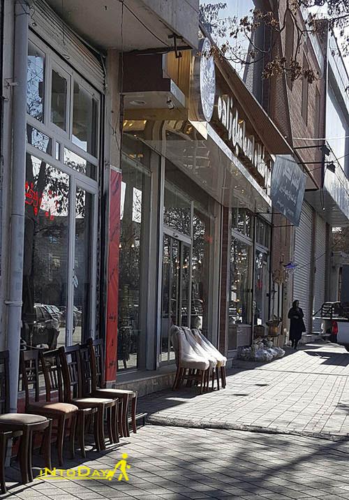 خیابان مدنی اردبیل