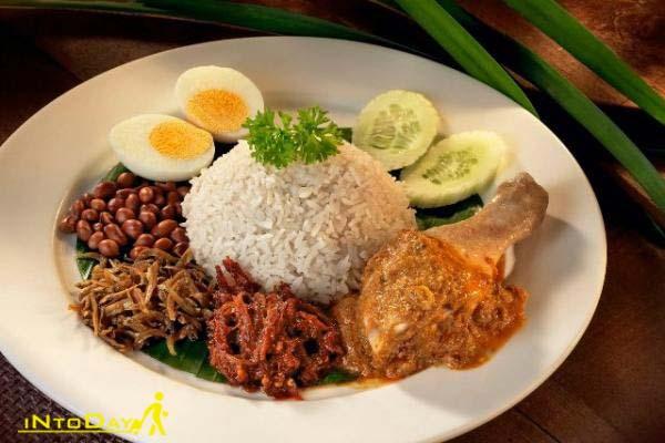 هزینه غذا در مالزی