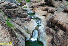 Photo of هفت حوض لرستان واقع در مخمل کوه