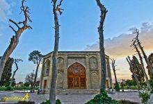 تصویر از باغ جهان نما شیراز کجاست؟