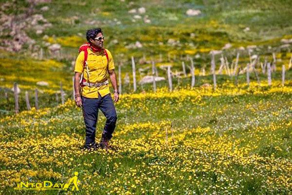 دریاچه گزن چال یا گزنچوال دارمرز مازندران