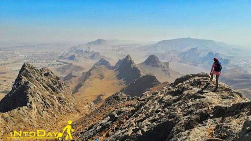 قله شاهکوه اصفهان