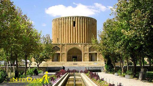 کلات نادری مشهد با ارتکند و قره سو
