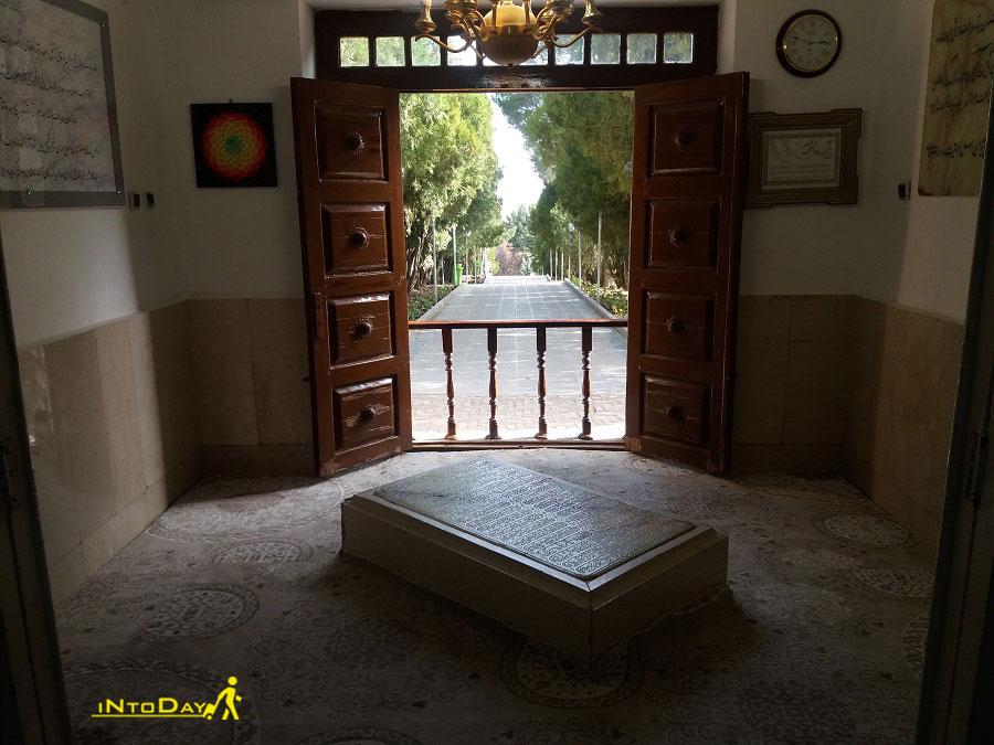 آرامگاه شیخ ابوالحسن خرقانی شاهرود