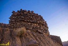 Photo of قلعه زیبد گناباد محل نبرد دوازده رخ