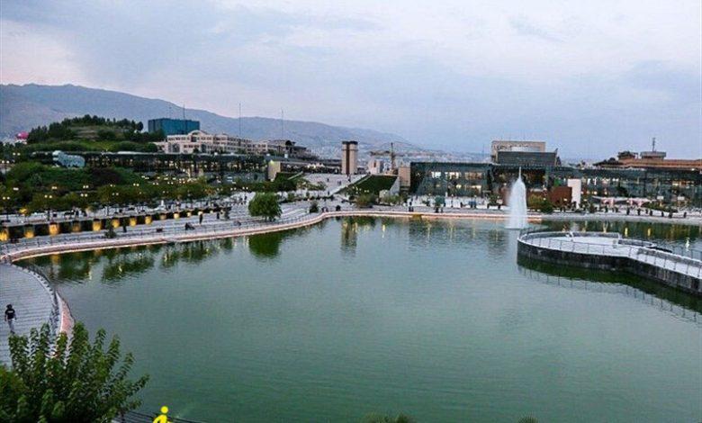 دریاچه هنر تهران