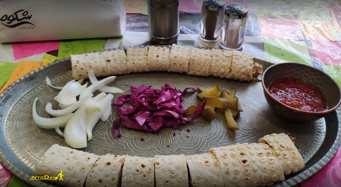 رستوران رولت کبابی تهران