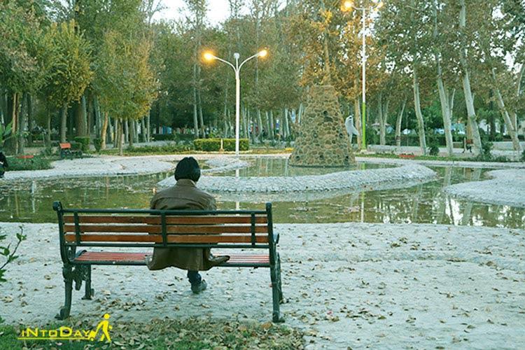 پارک هفت تیر یزد