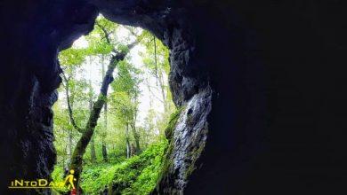 تصویر از غار آویشو کجاست ؟