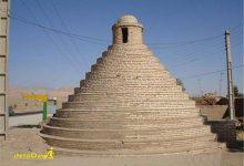 تصویر از آب انبار ناسار گرمسار از آثار ملی