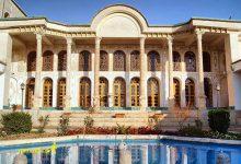 تصویر از خانه سرتیپ سدهی خمینی شهر