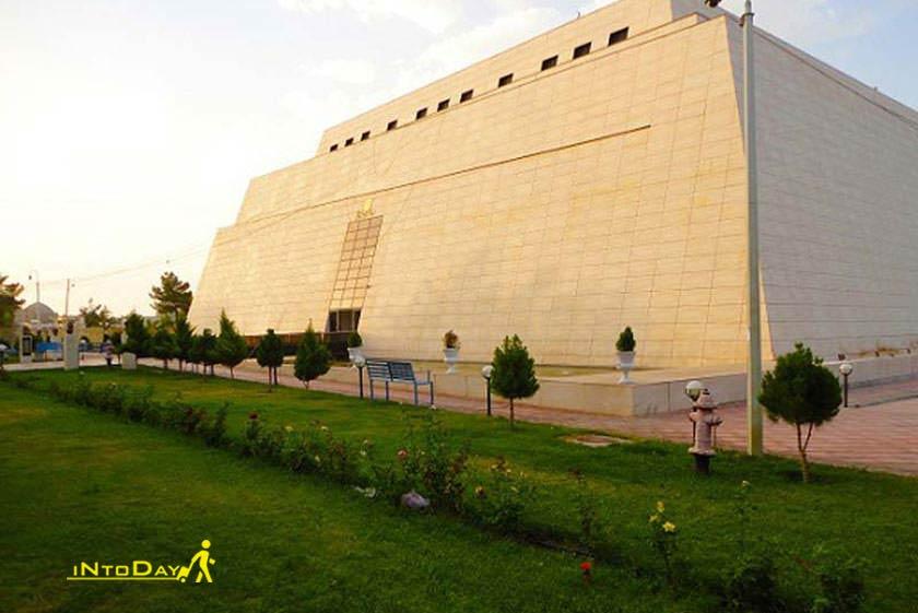 موزه جنوب شرق ایران در زاهدان