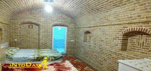 اقامتاگاه بوم گردی تقی زاده در اسفنجان