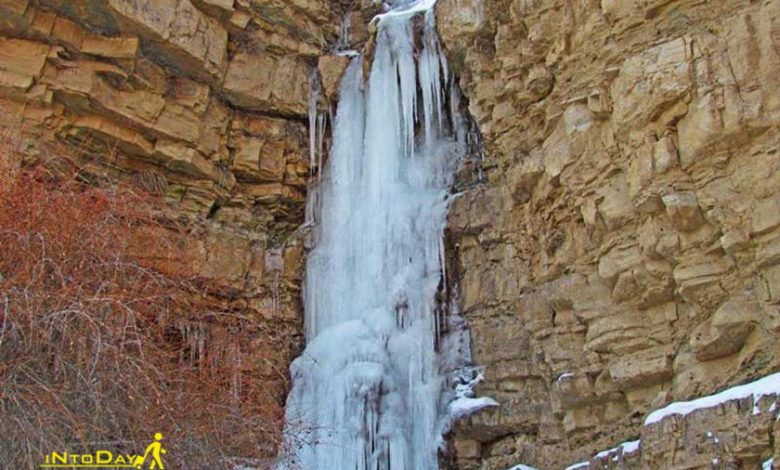 آبشار ابرسج شاهرود