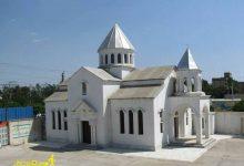تصویر از کلیسای سورت گاراپت آبادان یا کلیسای ارامنه