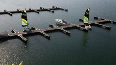 تصویر از مجموعه ورزشی و گردشگری دریایی مارینا کاسپین