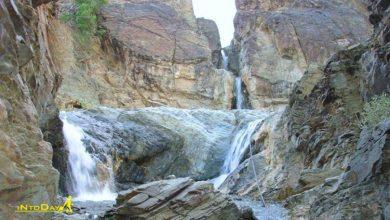 تصویر از آبشار پالیزوک سیستان و بلوچستان
