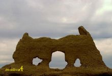 Photo of قلعه رامرود تاسوکی زابل