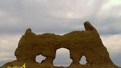 تصویر از قلعه رامرود تاسوکی زابل