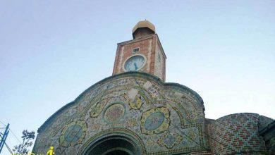 مسجد سردار ارومیه یا ساعتلو