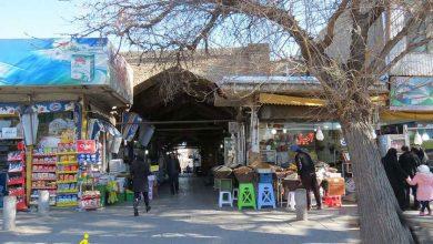 بازارچه سپه قزوین