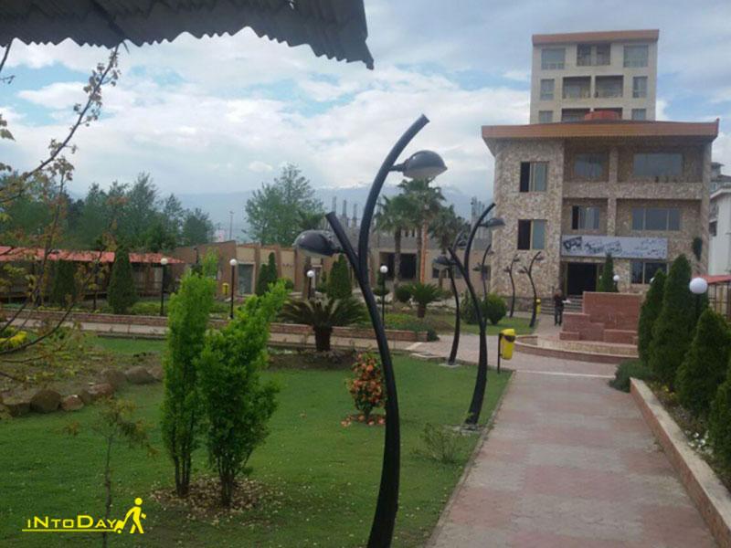 هتل های عباس آباد