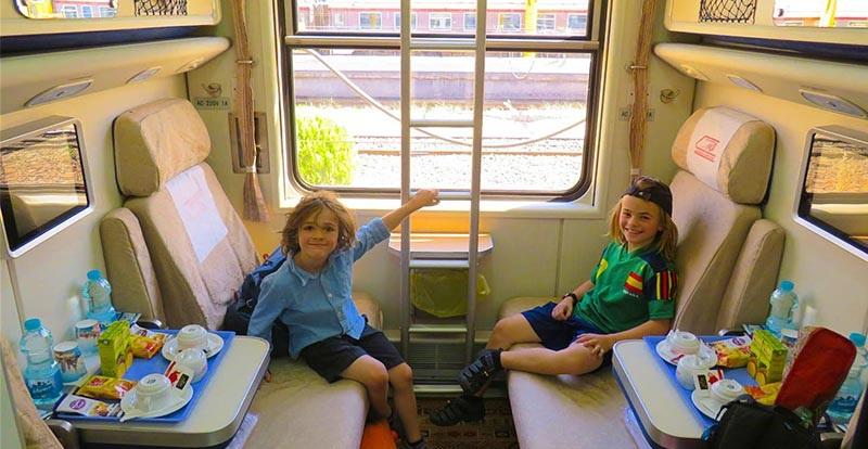 قطار تهران به آنکارا