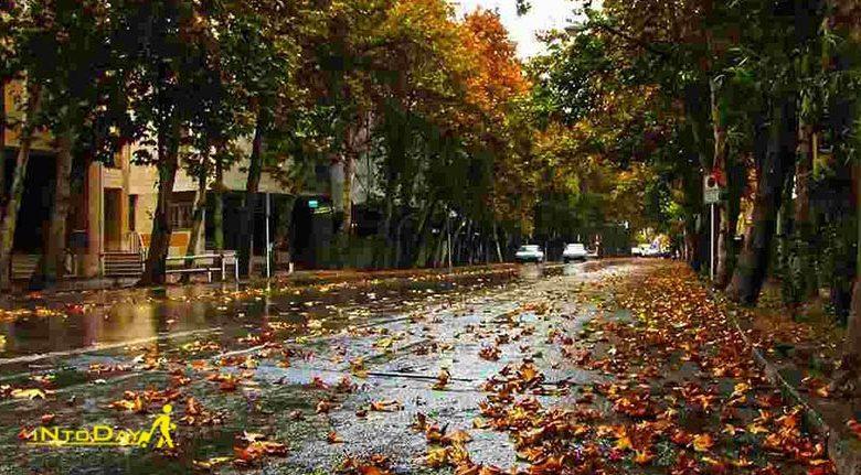 پاییز تهران کجا بریم؟