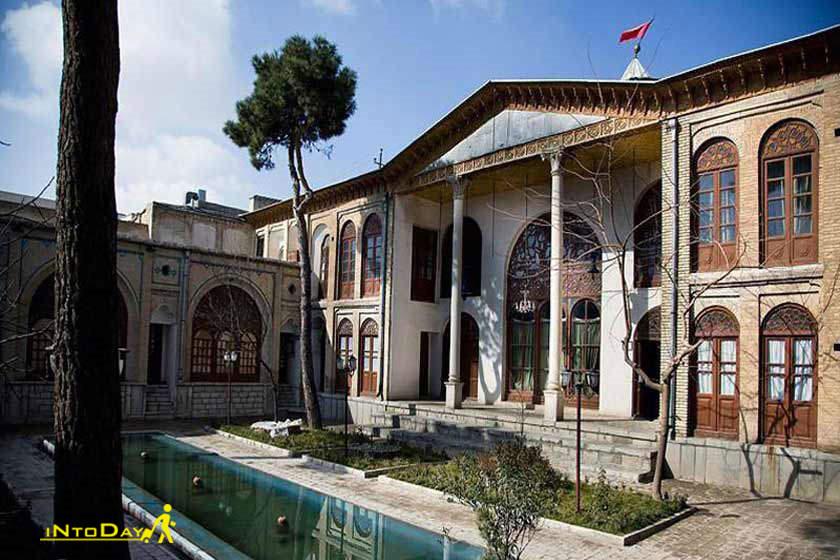 موزه پارینه سنگی زاگرس کرمانشاه