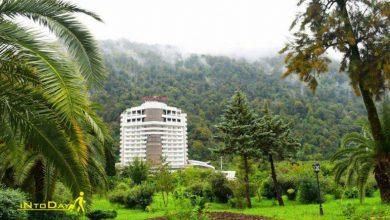 بهترین هتل های چالوس