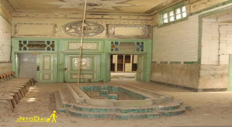 حمام کشوریه و سلیمانیه در عودلاجان