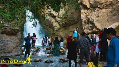 جاذبه های شهر صحنه کرمانشاه