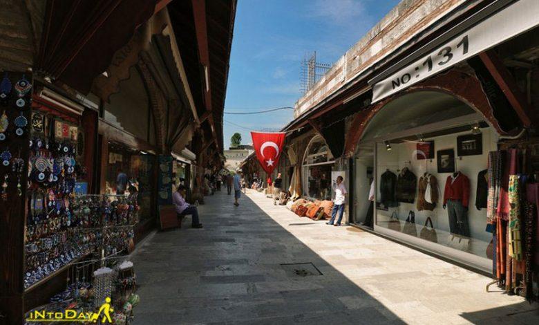 بازار آراستا استانبول