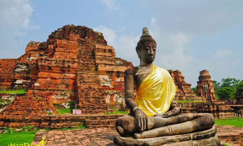 پارک تاریخی آیوتایا تایلند