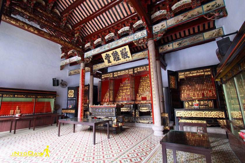 معبد هان جیانگ آنکسترال جرج تاون پنانگ