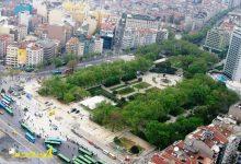 تصویر از پارک تکسیم گزی استانبول