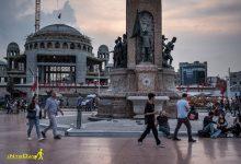 تصویر از میدان تکسیم و هر آنچه باید بدانید