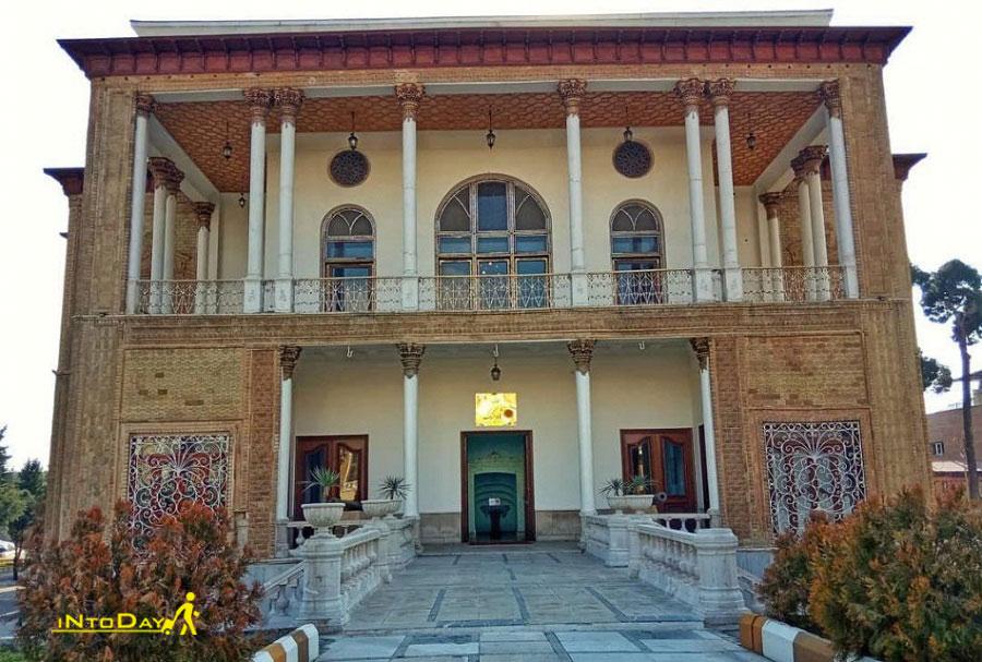 عمارت تیمورتاش تهران