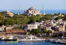 تصویر از منطقه سلطان احمد استانبول