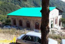 تصویر از قلعه بی بی حلیمه گالیکش