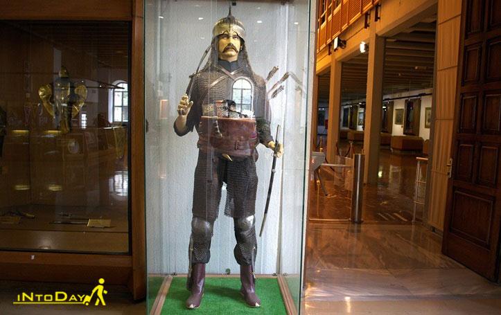 موزه نظامی استانبول