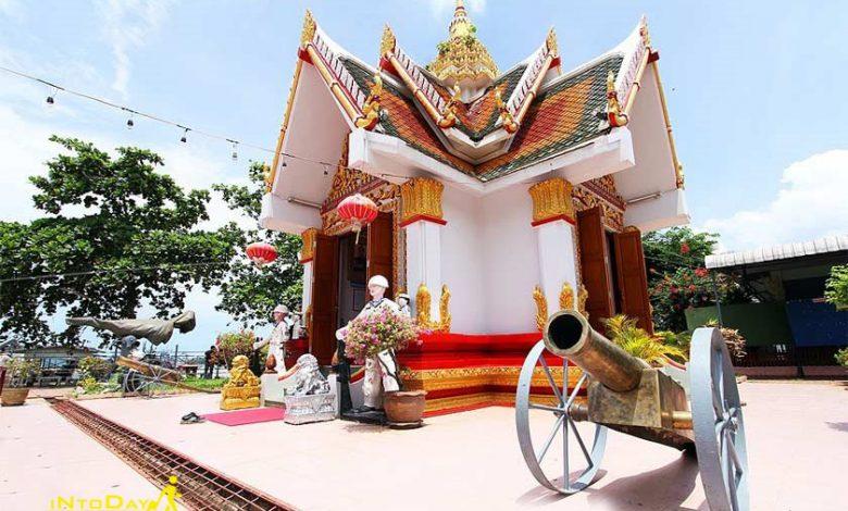کاخ سلطنتی کروم لوانگ چومبون