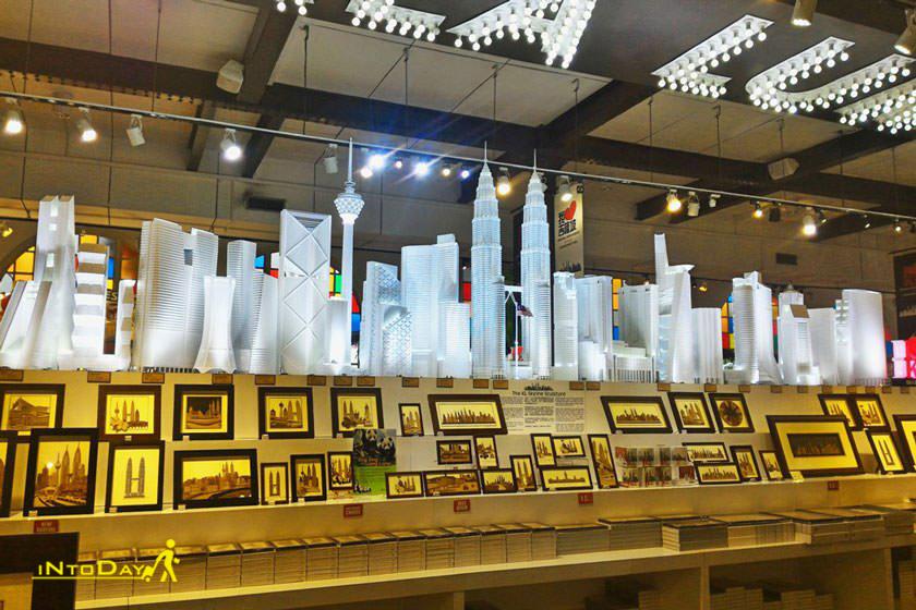 گالری شهر کوالالامپور