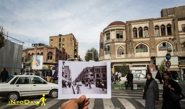 خیابان لاله زار تهران