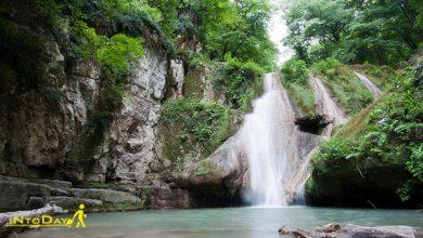 آبشار لوه گالیکش