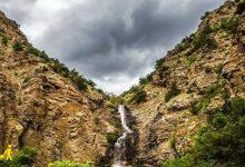 تصویر از آبشار نوده خلخال